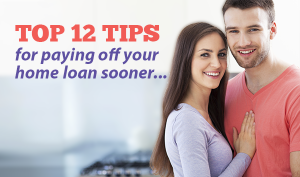 tips to paying off your home loan soons